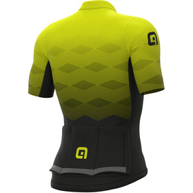 Alé Cycling PRR Magnitude SS Jersey Men, żółty